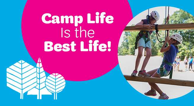 Camp Life is the Best Life! Register for Camp Foxtail or Camp Ducktail today!